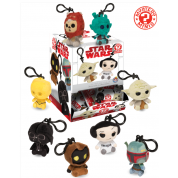 Funko POP! Mystery Minis Keychains - Star Wars Classic Plush Figures Display Box (18 random package)