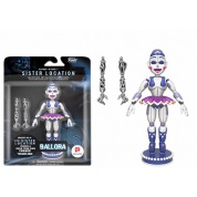 Funko Action Figures FNAF: Ballora Poseable Figure 10cm