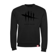 "Dead by Daylight Sweater ""Black on Black"" - Size L"