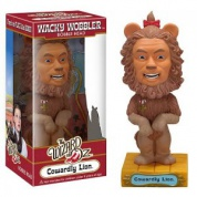 Funko Wacky Wobbler - The Wizard Of Oz - Cowardly Lion 7-inch