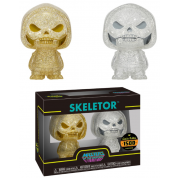 Funko Hikari XS: Masters of the Universe Skeletor (Gold/Silver) Figure 10cm