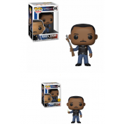 Funko POP! Bright - Daryl Ward Vinyl Figure 10cm Assortment (5+1 chase figure)