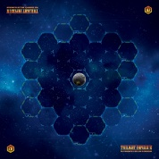 FFG - Twilight Imperium 4th Ed. - Galactic Gamemat