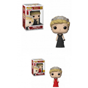 Funko POP! Royal Family - Princess Diana Vinyl Figure 10cm Assortment (5+1 chase figure)