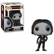 Funko POP! X-Men - Domino Vinyl Figure 10cm