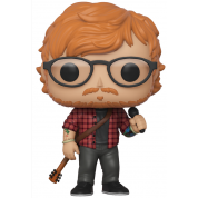 Funko POP! Rocks - Ed Sheeran Vinyl Figure 10cm