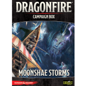 D&D: Dragonfire Campaign Moonshae Storms - EN