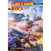Mutants & Masterminds: Freedom City 3rd Edition - EN