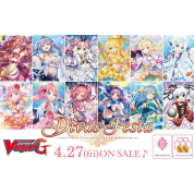 Cardfight!! Vanguard - Divas' Festa - Clan Booster Display (12 Packs) - EN
