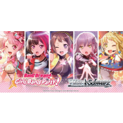 Weiß Schwarz - Booster Display: BanG Dream! Girls Band Party! - (20 Packs) - EN