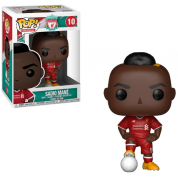 Funko POP! Football - EPL: Liverpool: Sadio Mane Vinyl Figure 10cm