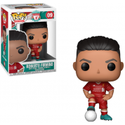Funko POP! Football - EPL: Liverpool: Roberto Firmino Vinyl Figure 10cm