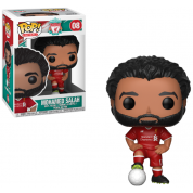 Funko POP! Football - EPL: Liverpool: Mohamed Salah Vinyl Figure 10cm