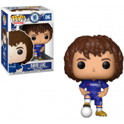 Funko POP! Football - EPL: Chelsea: David Luiz Vinyl Figure 10cm