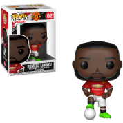 Funko POP! Football - EPL: Man United: Romelu Lukaku Vinyl Figure 10cm
