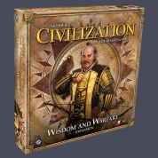 FFG - Civilization: Wisdom and Warfare - EN