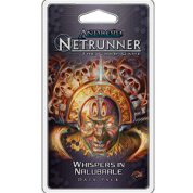 FFG - Android Netrunner LCG: Whispers in Nalubaale Data Pack - EN