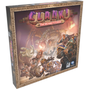 Clank! The Mummy's Curse - EN