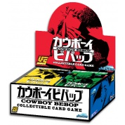 UFS - Cowboy Bebop CCG Booster Display (24 Boosters) - EN