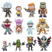 Funko Mystery Minis - Rick & Morty S2 (12 figures random packaged)