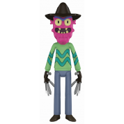 Funko Action Figures Rick and Morty - Scary Terry Poseable Figure 10cm