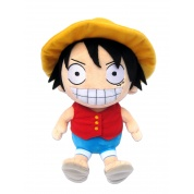 One Piece - Ruffy Plush Figure 32cm