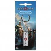 God of War Keychain - Logo
