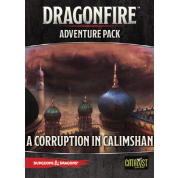 D&D: Dragonfire - A Corruption in Calimshan Adventure Pack - EN