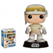 Funko POP! - Star Wars: Luke Skywalker On Hoth Bobble Head 10cm