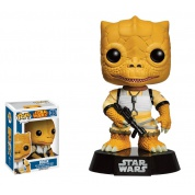 Funko POP! - Star Wars: Bossk Bobble Head 4-inch