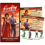 Firefly Adventures: Brigands & Browncoats Respectable Folk Expansion - EN