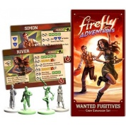 Firefly Adventures: Brigands & Browncoats Wanted Fugitives Expansion - EN