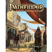 Pathfinder Player Companion: Merchant's Manifest - EN