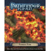 Pathfinder Flip-Mat: Forest Fire
