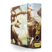 Dragon Shield Slipcase Binder - 'Rodinion' Umber