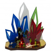Blackfire Trophy - Crystal