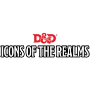 D&D Icons of the Realms - Set 9: Case of 4 Booster Bricks (8 ct.) with Case Incentive - EN