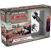 FFG - Star Wars X-Wing: Saw's Renegades Expansion Pack - EN