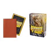Dragon Shield Small Sleeves - Japanese Matte Copper (60 Sleeves)