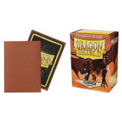 Dragon Shield Standard Sleeves - Matte Copper (100 Sleeves)