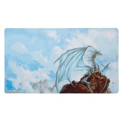 Dragon Shield Play Mat - Silver