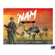 `Nam: Unit Cards – ANZAC Forces in Vietnam - EN