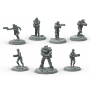 Fallout: Wasteland Warfare - Brotherhood of Steel Core Box - EN