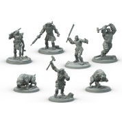 Fallout: Wasteland Warfare - Super Mutants Core Box - EN
