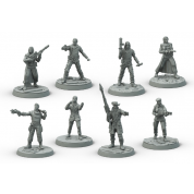 Fallout: Wasteland Warfare - Survivors Core Box - EN