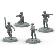 Fallout: Wasteland Warfare - Survivors Minutemen Posse - EN