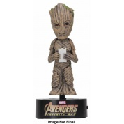 Avengers: Infinity War - Body Knocker - Groot 17cm