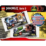 Lego Ninjago TCG S3 - Booster Display (50 Booster) - DE