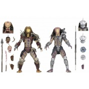 Predator - Action Figure - Ultimate Bad Blood and Ultimate Enforcer 2 pack 18cm