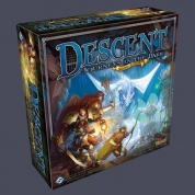 FFG - Descent: Journeys in the Dark 2nd Edition - EN